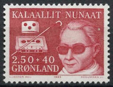 Greenland 1983 SG#139 Welfare Of The Blind MNH #A86824