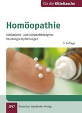 Homöopathie für die Kitteltasche von Matthias Eisele, Gisela Notter, Anette Schl