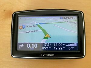 "TomTom XL N14644 4"" Screen GPS Navigation System"