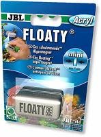 JBL Floaty mini acrylic glass + magnet, cleaning