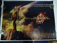 The Hunger Games: Catching Fire Original Film / Movie Poster Quad 76x102cm
