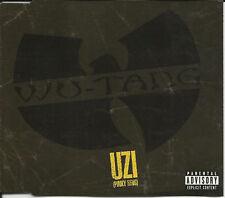 WU TANG CLAN Uzi / Ya'll INSTUMENTAL & VIDEO CD Single