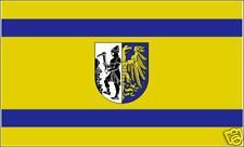 Beuthen Schlesien Flagge Fahne Fahnen Flaggen 1,50x0,90 mit Ösen
