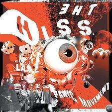 Panic Movement [Sanctuary] by The Hiss (CD, Mar-2004, Sanctuary (USA) LIKE NEW