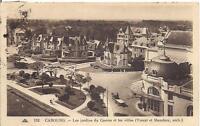 cabourg les jardins du casino  et les villas