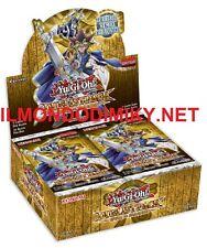 Yu-Gi-Oh! Duelist Pack I Rivali del Faraone 1a edizione box 36 buste