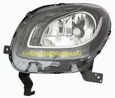 FARO A LED SX PARABOLA NERA SMART FORFOUR - FORTWO DAL  2014-   NUOVO
