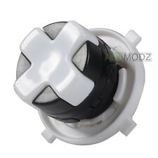White Transforming Rotate Dpad Replacements For Microsoft Xbox 360 Controller