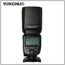 5Yongnuo YN600EX-RT II neue Version HSS TTL Aufsteckblitz Blitzgerät für Canon