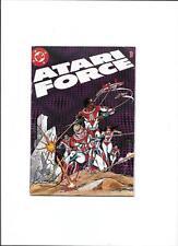 ATARI FORCE #3  [1982 GD]  ATARI VIDEO GAME GIVEAWAY COMIC!