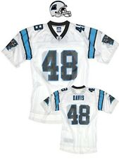 Maillot NFL Foot US PANTHERS N°48 DAVIS Taille M (US) -> L (fr)