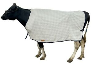AniMac Show & Travel Coat for Cows | Poly-Cotton | 7 Sizes Available