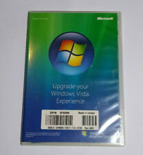 Upgrade your Windows Vista Experience CD ROM