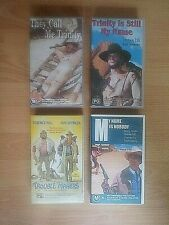 3 X Terence Hill / Bud Spencer VHS Videos + My Name Is Nobody VHS Video