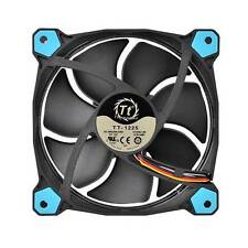 Thermaltake Riing 120mm Blue LED Case Fan (3 fan pack)