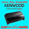 KENWOOD KAC-PS404 550 WATT 4 3 2 CHANNEL BRIDGEABLE POWER SPEAKER CAR AMPLIFIER