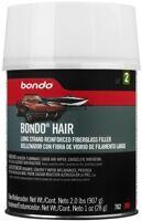 3M Bondo 762 Bondo-Hair Long Strand Fiberglass Reinforced Filler, 1 Quart Can