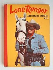 Lone Ranger Western Abenteuer Z: von Don Lawrence 1958 ( Strom Trigan )