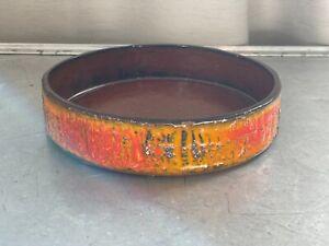 West German Pottery Bowl