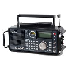 Tecsun S2000 AM, FM, Shortwave HF, Longwave and VHF Air Band in a Desktop Radio