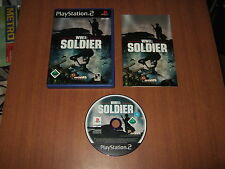 WWII Soldier / World War 2 für Sony Playstation 2 / PS2
