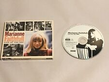 Marianne Faithfull - Live at the BBC CD