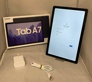 """Samsung Galaxy Tab A7 SM-T500 32GB, Wi-Fi, 10.4"""" - Dark Grey  219169/IH"""