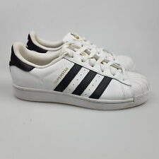 Men's / Youth ADIDAS 'Supers' Sz 6.5 US Shoes White Near New | 3+ Extra 10% Off