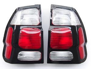 MITSUBISHI Montero Pajero Sport 2000-2006 rear tail lamps lights one set LH + RH
