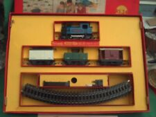 "TRIANG RS.24 THE ""PICK UP"" ELECTRIC TRAIN SET IN BOX EXCELLENT CONDITION"