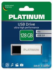 Platinum 128 GB Alu USB-Stick Ultra High Performance USB 3.0 Flash-Speicher