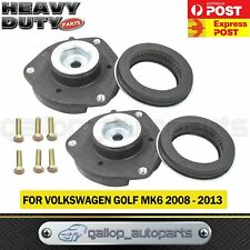 FOR VW GOLF MK5 MK6 JETTA MK3 MK4 FRONT SUSPENSION TOP STRUT MOUNT & BEARING KIT
