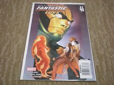 Ultimate Fantastic Four #46 (2004 Series) Marvel Comics NM