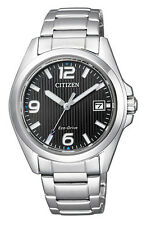 Citizen Ladies Stainless Steel Eco-Drive Solar Power Beautiful Watch FE6030-52E