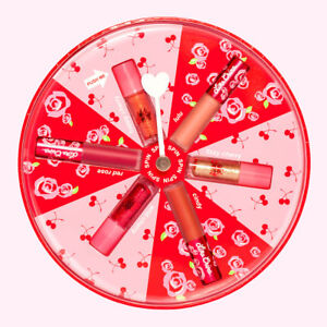 LIME CRIME SPINNER SET DIAL BUNDLE RED ROSE+CINDY+LULU LIPSTICK+WILD+FITZY+HAPPY