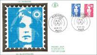 FRANCE - MARIANNE DU BI-CENTENAIRE - PARIS -  1991 - FDC