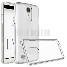 Slim Shockproof Hybrid Rubber Phone Case Cover For LG Aristo Fortune Phoenix 3