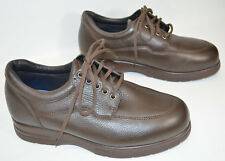 Drew Oxford Shoes Brown Style 40884-64 Orthotic Lace-Up Men's 10W