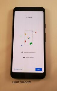 Google Pixel 3a 3a XL Verizon Unlocked 64GB 128GB 3 3XL WiFi 4G LTE