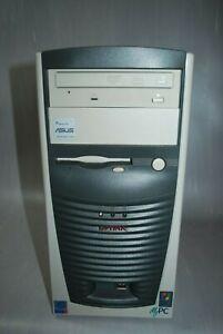 HP Optima - Windows 98 - P4 1800+MHZ 40gb hdd 512mb ram Retro PC USB Support