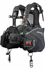 AQUATEC Scuba Diving BC BCD Buoyancy Compensator Scuba Dive Gear BC-87 size XL