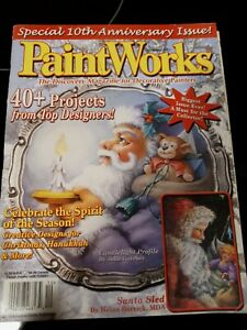 PaintWorks Christmas 2001