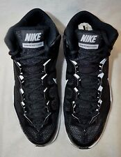 Nike Zoom Without a Doubt Black/Silver Men's Basketball Shoes - Assorted Sizes