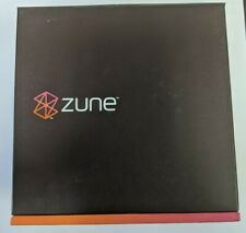Microsoft Zune 30 Black (30 Gb) Digital Media Player Brand New! Sealed!