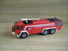 SOLIDO AIRPORT FIRE ENGINE  LOOSE