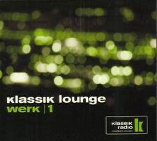 Klassik Lounge Werk 1 DJ Jondal 2CDs 2004 Nighthawks