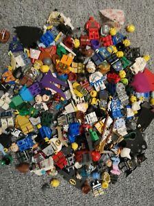 Lego Figuren Konvolut Sammlung, Minifiguren aus City, Ninjago, Minecraft und co