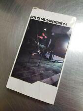Interstate Videozine Video Magazine Issue 4 Skateboard Vhs East Coast