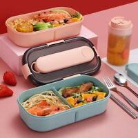 Japanese Plastic Lunch Microwave Bento Box With Compartment Leak Proof