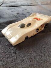 VINTAGE PARMA 1/24 SCALE-WHITE SLOT CAR!!!!!!